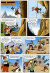 Oncle Picsou champion d'alpinisme