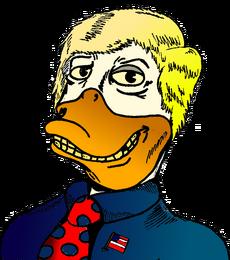 Donald... Trump