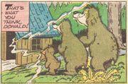 Les trois ours - extrait 3