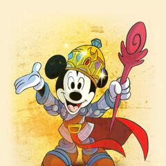 Mickey Sorcier Suprême.