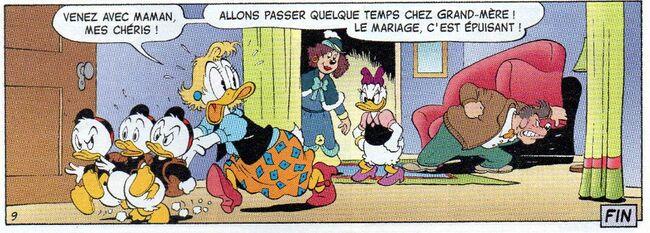 À la recherche de madame Donald - extrait 5
