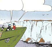 Banquise affaire de glace
