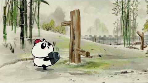 Souris, panda !