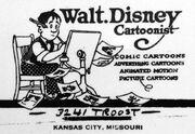 Walt Disney 1921-1925 1
