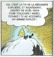 Un sapin de Noël en or!9