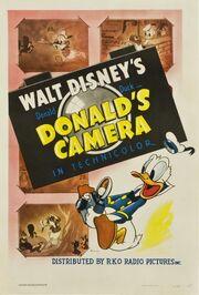 Donald's Camera (RKO, 1941)