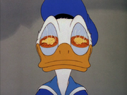 Donald dans Donald cuistot