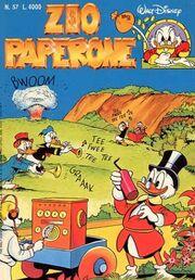 Zio Paperone n°57