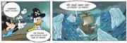 Navigation entre les icebergs