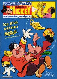 Le Journal de Mickey n°1663