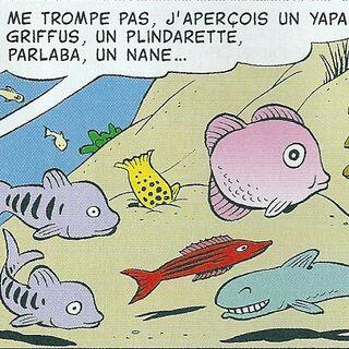 D'autres poissons.