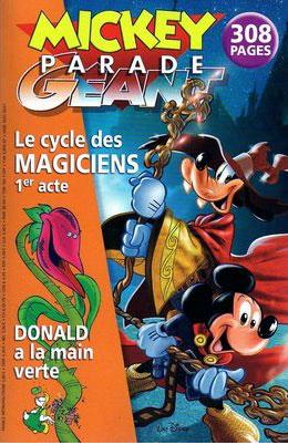 Mickey Parade Géant nº297