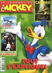 Le Journal de Mickey n° 2798