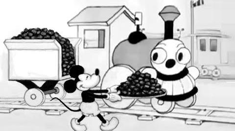La Locomotive de Mickey