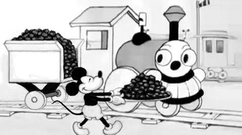 La Locomotive de Mickey