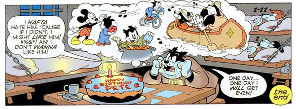 Petit papa Mickey - extrait 10