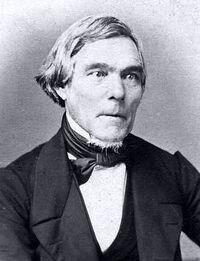 Photographie d'Elias Lönnrot
