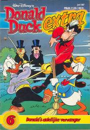 Donald Duck Extra 1987-06