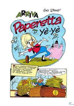 Arriva Paperetta Yè-Yè