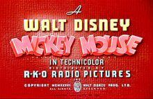 Mickey Mouse (série)