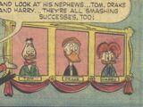 Tom, Drake et Harry Duck