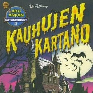 Couverture dessinée par Fernando Güell pour illustrer la parution de cette histoire en Finlande dans <i>Aku Ankan satasivuiset</i> n°4 en 2006.