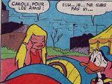 Carole (partenaire de Donald Duck)