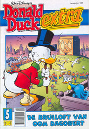 Donald Duck Extra n°2001-05