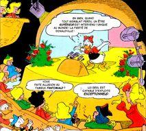 Conférence de Daisy Duck