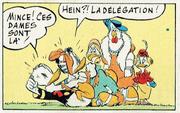 Daisy mène la grogne! - extrait 4