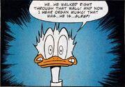 Donald Duck par José Ramon Bernadó