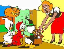 Riri, Fifi et Loulou Duck 7