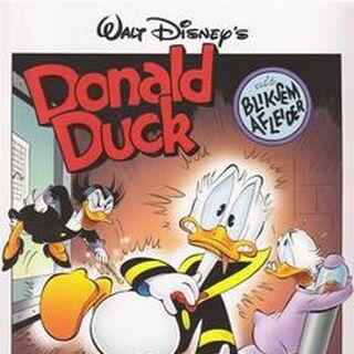 Couverture du <i>De beste verhalen van Donald Duck</i> n°127, dessinée par <a href=