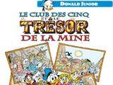 Le club des cinq et le trésor de la mine