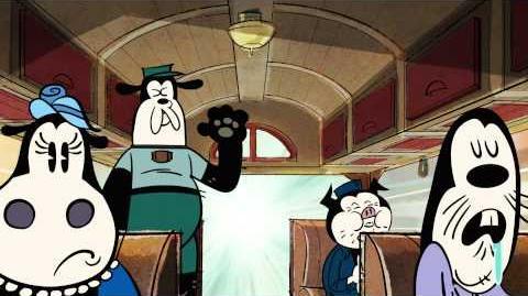 Panique dans le tramway