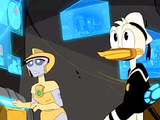 Le périple de Donald Duck !