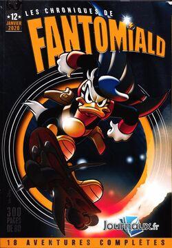 Les chroniques de Fantomiald 12