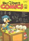 Walt Disney's Comics and Stories n°61
