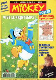 Le Journal de Mickey n°2074