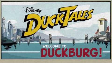 Donald's Birthday DuckTales Disney XD