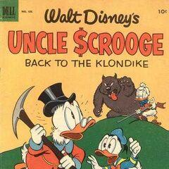 Couverture de <i>Four Color Comics</i> n°456.
