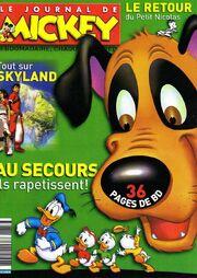Le Journal de Mickey n°2833