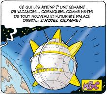 HôtelOlympe