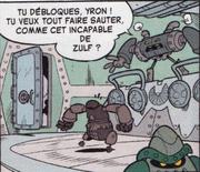 Robots Warlock 2