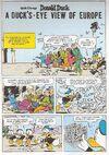 Les duck visitent l'Europe