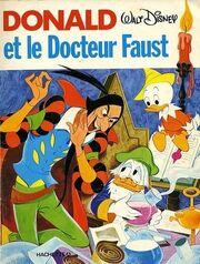 Donald et le Docteur Faust