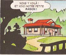 Maison donald