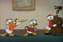 Riri, Fifi et Loulou Duck - Les Neveux de Donald