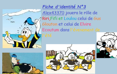 Fiche alex
