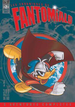 Les chroniques de Fantomiald n°2